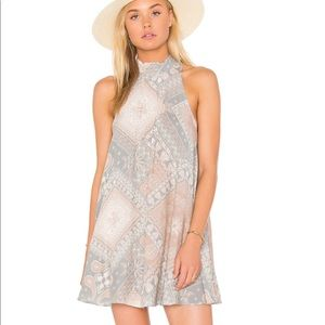 Intimately Free People beaux paisley dress